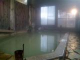 大釜温泉内湯