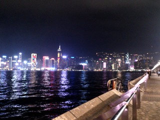 香港の夜景4