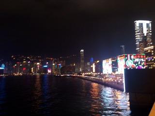 香港の夜景7