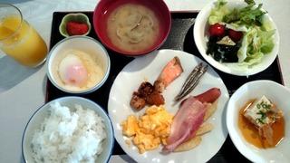 霧島ホテル朝食