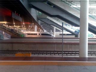 深セン北駅5