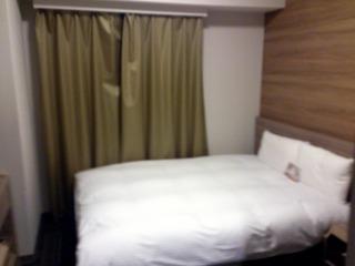 ドーミーイン掛川の部屋