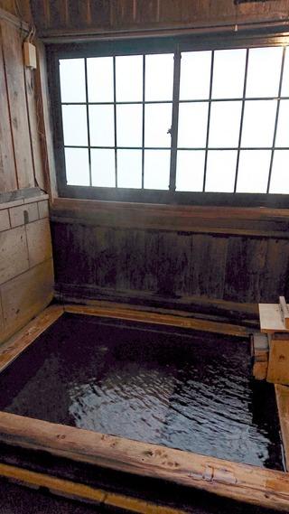 ふもと旅館檜貸切風呂3