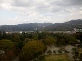鶴ヶ城からの景色1
