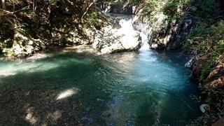 河津七滝出合い滝6
