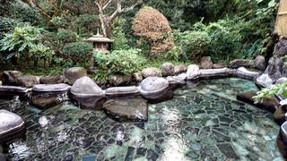 七滝温泉ホテル大露天2