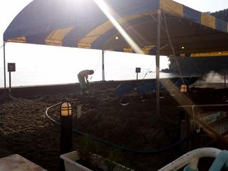 砂むし温泉2
