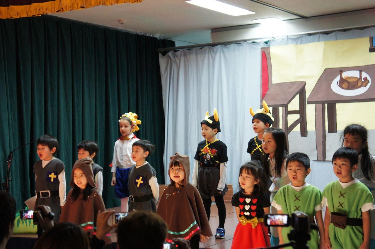 インターナショナル 山の手 幼稚園