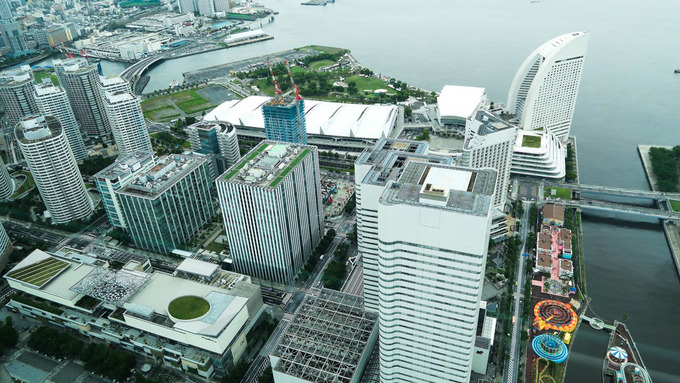 みなとみらい -3 横浜ランドマークタワー