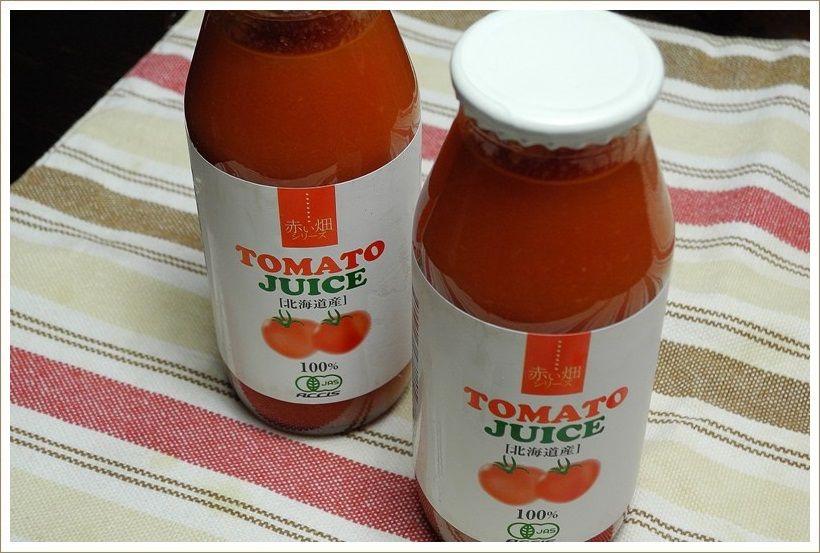 これは美味しいトマト・ジュース
