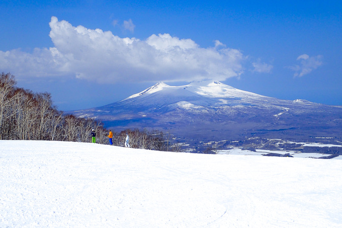 スキーのファイナル・デイ