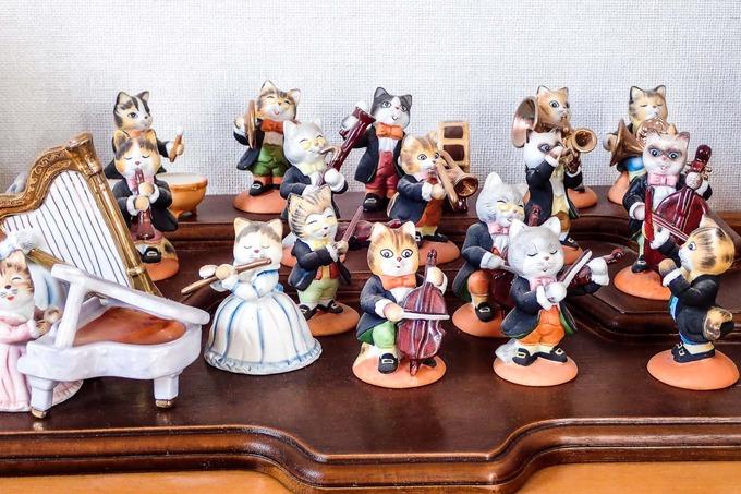 猫の楽団 ①