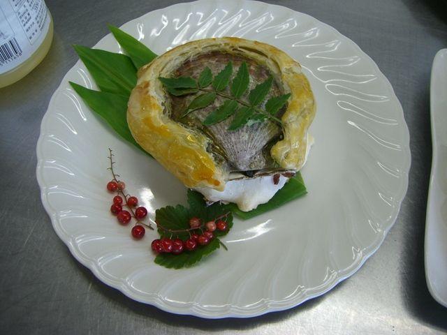 道新文化教室の料理講座