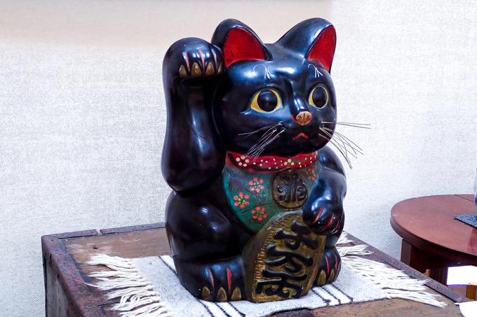 招き猫 ①