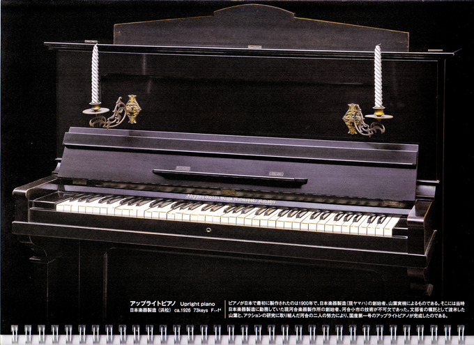 2020年5月のピアノ