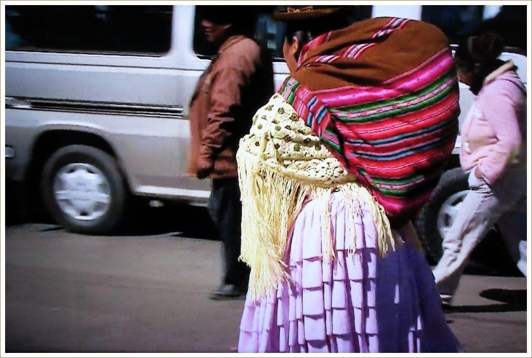チョリータさんのスカートの謎
