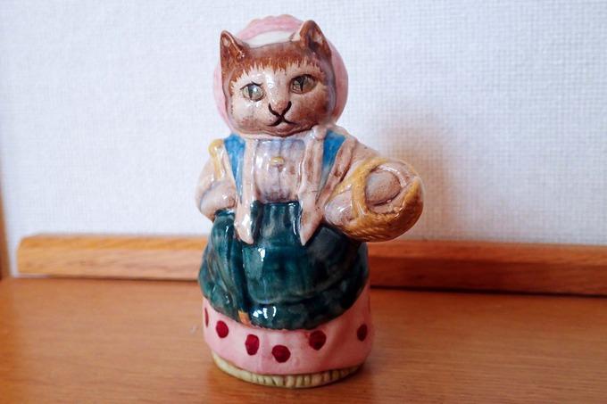 ピーターラビットの猫ちゃん ③
