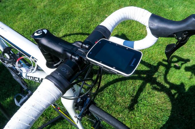 ロードバイクのステム交換