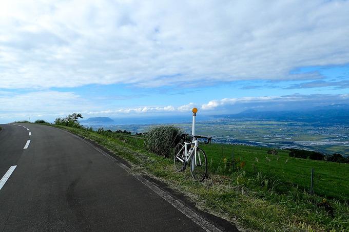 城岱高原を越えて駒ケ岳一周