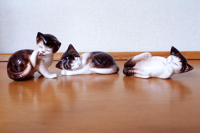 3匹の子猫 ③