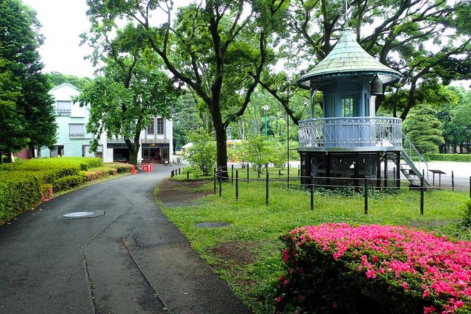 『江戸東京たてもの園』東ゾーン