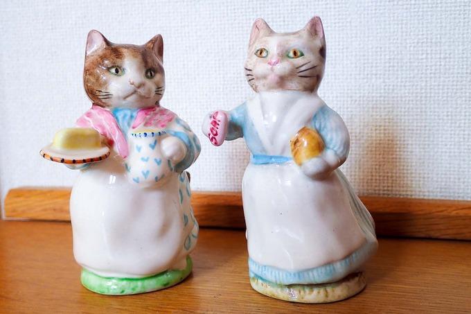 ピーターラビットの猫ちゃん ②