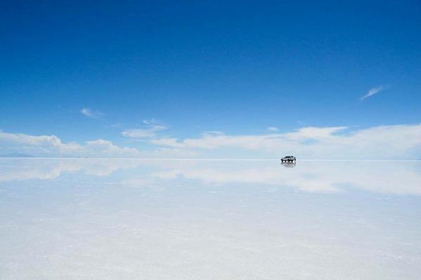 夢のようなウユニ塩湖 -2
