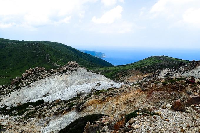夏休みの〆は恵山へ