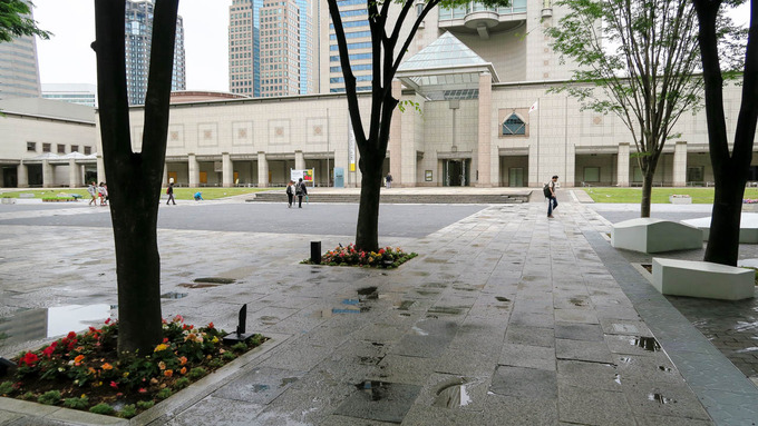 みなとみらい -2 横浜美術館