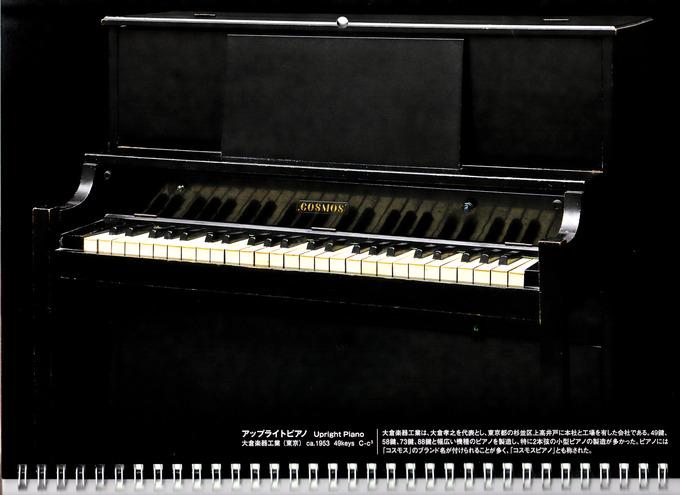 2019年6月のピアノ