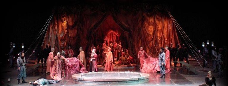 新国立劇場オペラパレスの「サロメ」に感動