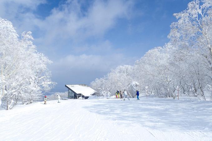 みんな雪の中・・・