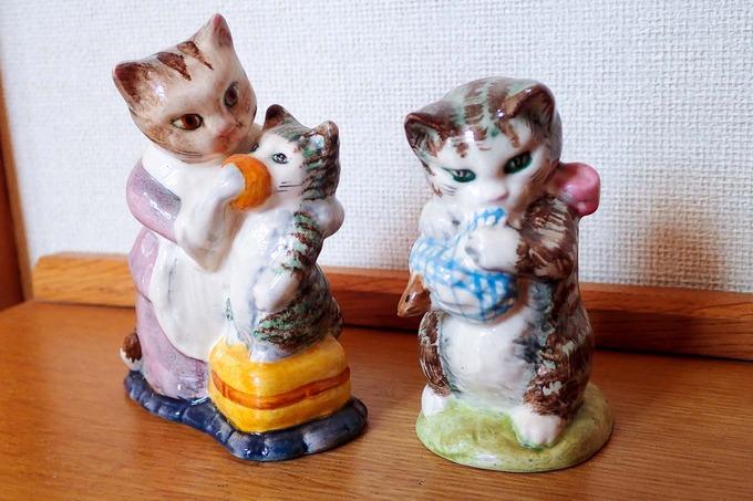 ピーターラビットの猫ちゃん ①