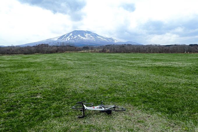 今年最初の駒ケ岳一周ライド