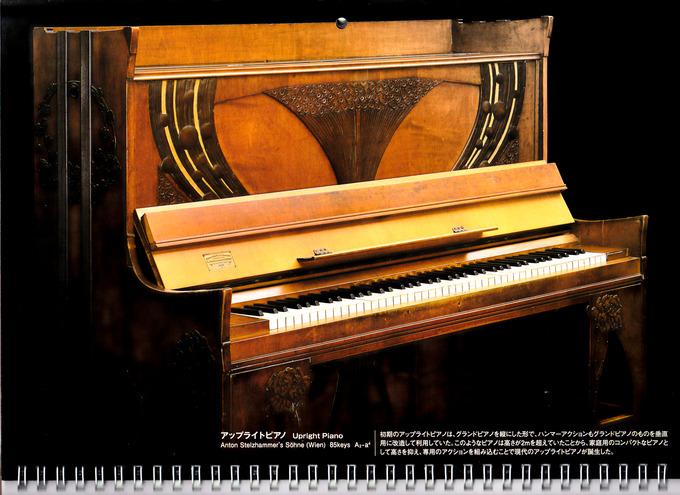 2019年9月のピアノ