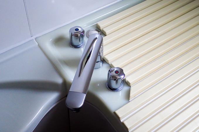 変型浴槽の風呂フタの加工