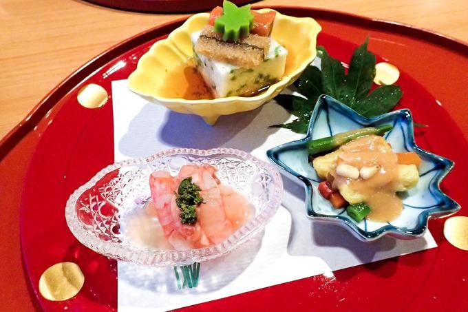 北海道の食材は美味しい