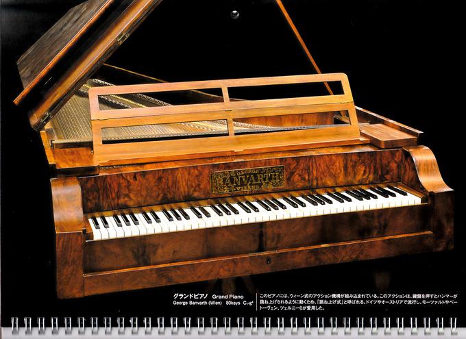 2019年11月のピアノ