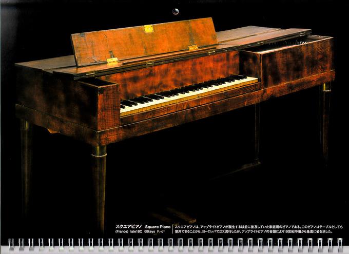 2019年10月のピアノ