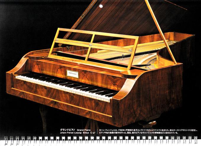 3月のピアノ
