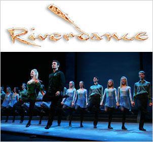 赤坂サカス・ACTシアターで「リバーダンス」を観る