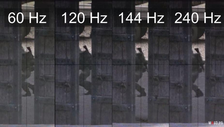 ヘルツ モニター 240