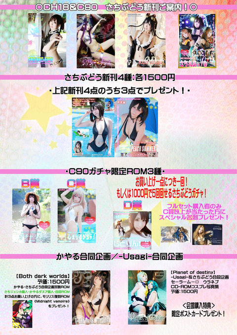 C90oshinagakiサンプルA4