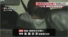 「パパ活」相手に睡眠薬を飲ませ性的暴行 50件超か 49歳無職男逮捕