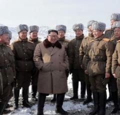 北朝鮮が再び「重大な試験」 「クリスマスプレゼント」にロケット発射も