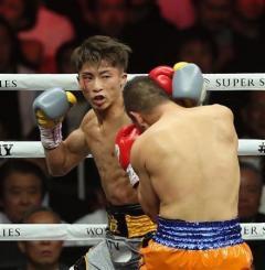 井上尚弥、5階級王者ドネアに判定勝ち!バンタム級世界最強を証明/WBSS
