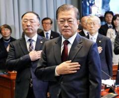 米中の圧力で…韓国・文大統窒息寸前!?
