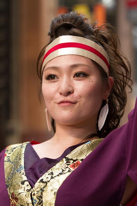 2013.08.10 高知よさこい祭り本番(一や GROUP)