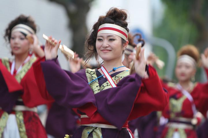 2013.08.11 高知よさこい祭り本番(一やGROUP)