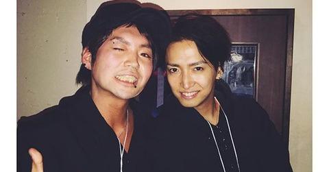 BLUE ENCOUNT辻村勇太と明希マブダチに【ベース会にて】
